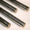 Barre ronde Titane Grade 2 (T40) Diamètre 3 mm - Long: 500 mm - ASTM B348