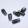Titanium screw - Hexagon Headless Bolts DIN 915 - TA6V (grade 5) - Diameter M4x8