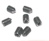 Titanium screw - Hexagon Headless Bolts DIN 914 - TA6V (grade 5) - Diameter M4x6