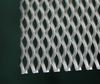 Titanium Mesh sheet - Grade 2 (T40) diamond 10x5 - Thickness 1mm